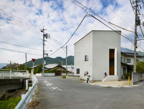Городской дом в Японии 4