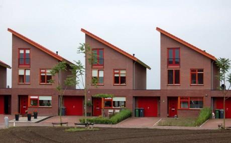 Жилой комплекс в Голландии 2