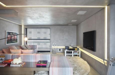 Квартира для ди-джея в Бразилии