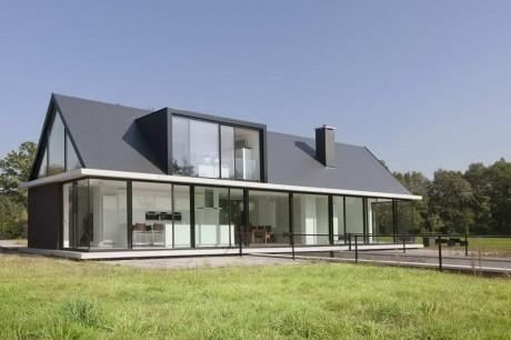 Загородный дом в Голландии 2