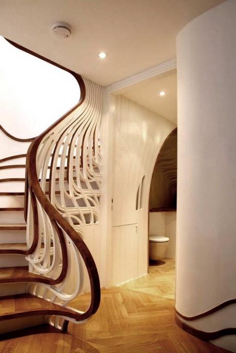 Лестница в Лондоне