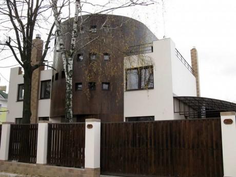Бюджетный дом в Подмосковье