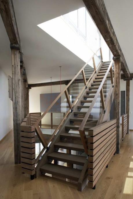 Реконструкция старого деревянного дома проекты