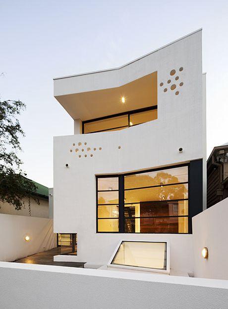 Городской дом в Австралии 3