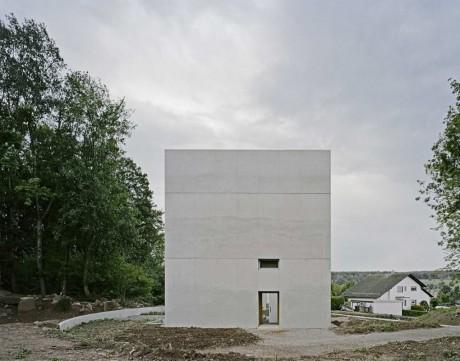 Топос в Энгельсбранде (Topoi Engelsbrand) в Германии от Office for Architecture Stocker.