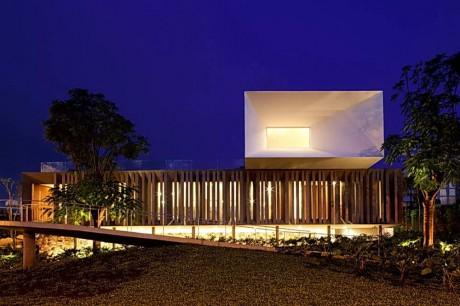 Дом для большой семьи в Бразилии