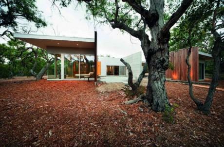 Дом у леса в Австралии