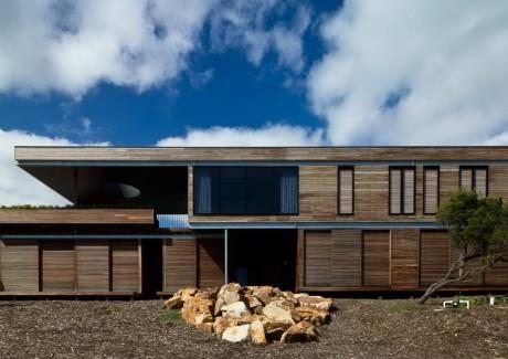 Деревянный дом в Австралии 2