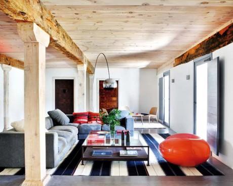 Реконструкция сельского дома в Испании