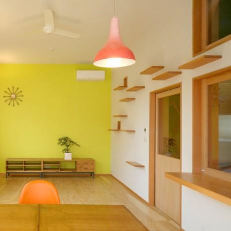 Кошкин дом в Японии