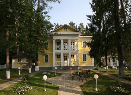 Дом в Захарово