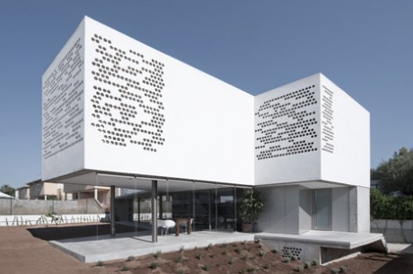 Белый дом в Испании