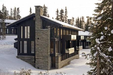 Жилой комплекс в Норвегии
