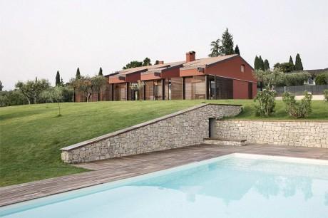 Жилой дом в Италии