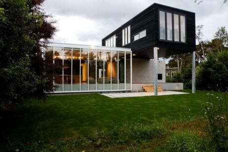 Загородный дом в Новой Зеландии 2