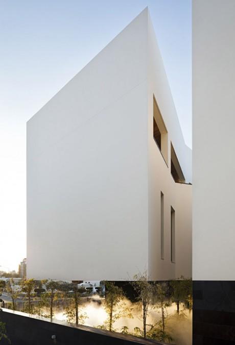 Туманный дом в Кувейте