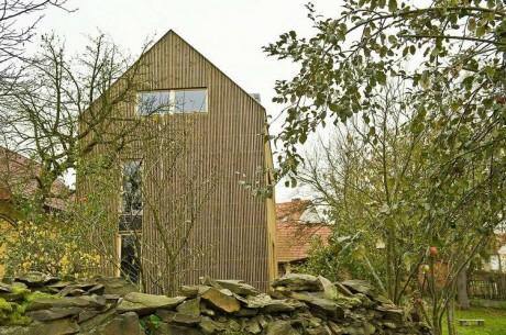 Деревенский дом в Чехии