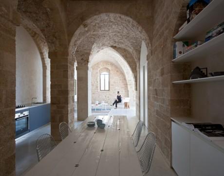 Реконструкция квартиры в Израиле