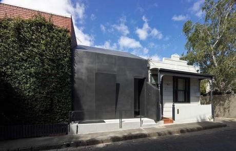 Дом-невидимка в Австралии
