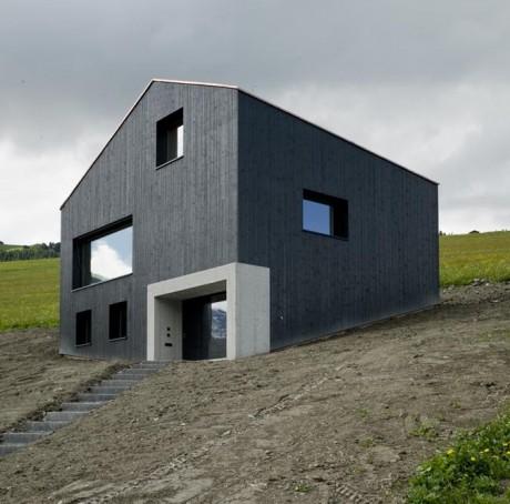 Загородный дом в Швейцарии