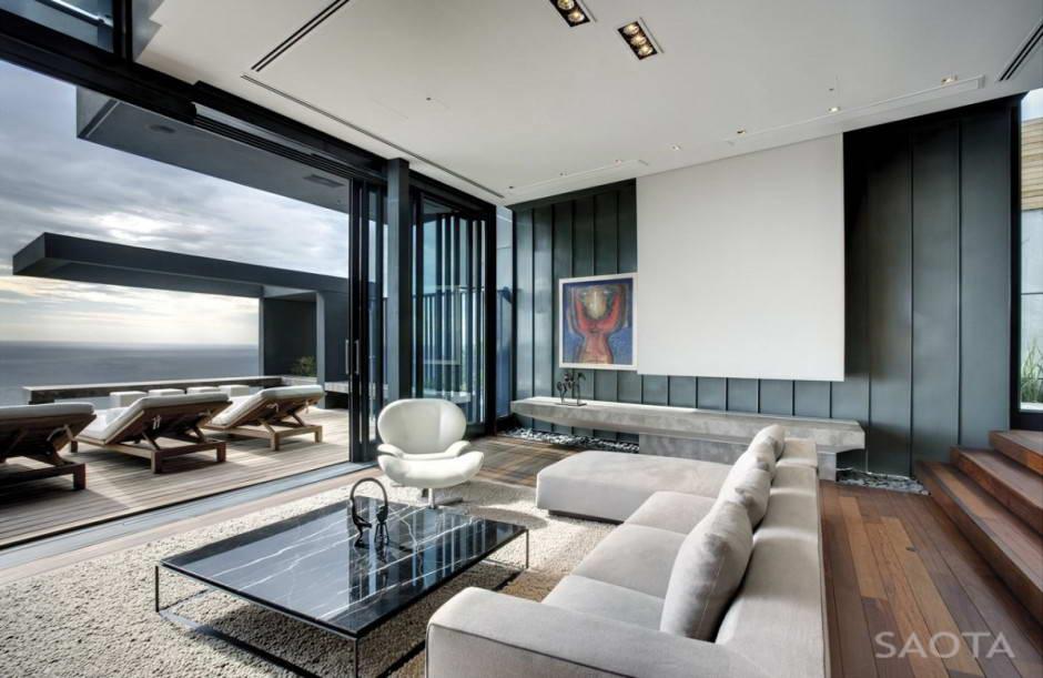 Фото крутой дизайн гостиной