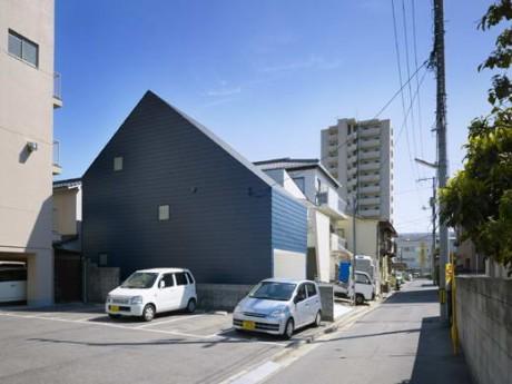 Городской дом в Японии 14