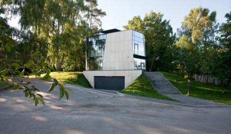 Загородный дом в Литве 2