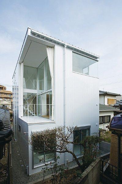 Городской дом в Японии 17