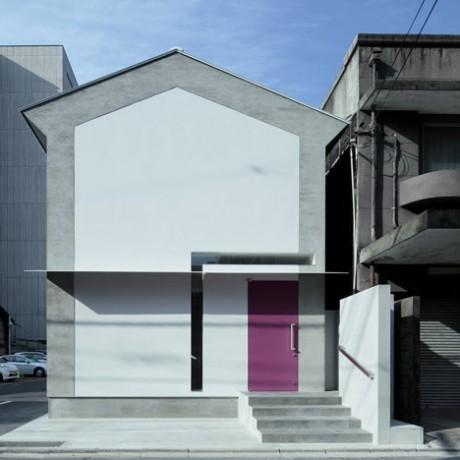 Городской дом в Японии 16