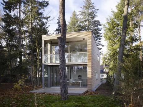 Типовой дом в Германии