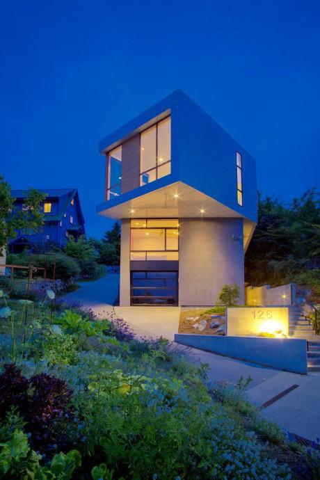 Загородный дом в США 2