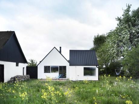 Реконструкция дома в Швеции 2