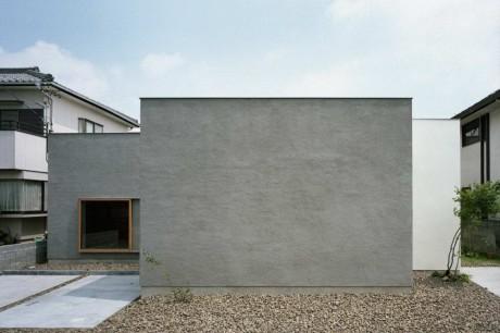 Дом-зигзаг в Японии 2