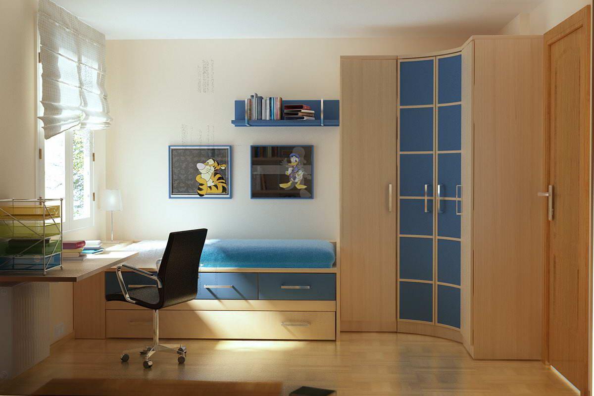 30 Awesome Teenage Boy Bedroom Ideas DesignBump
