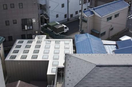 Дом без окон в Японии