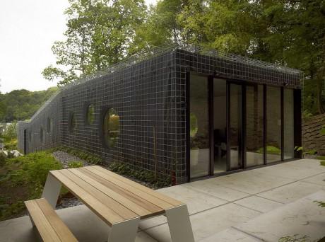 Лесной дом в Бельгии