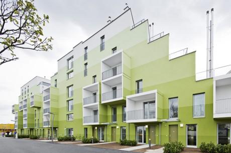 Жилой комплекс в Австрии