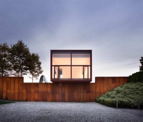 Дом на холме в США 3