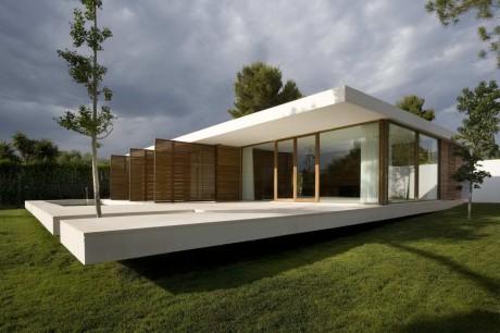 Минималистский дом в Испании 2