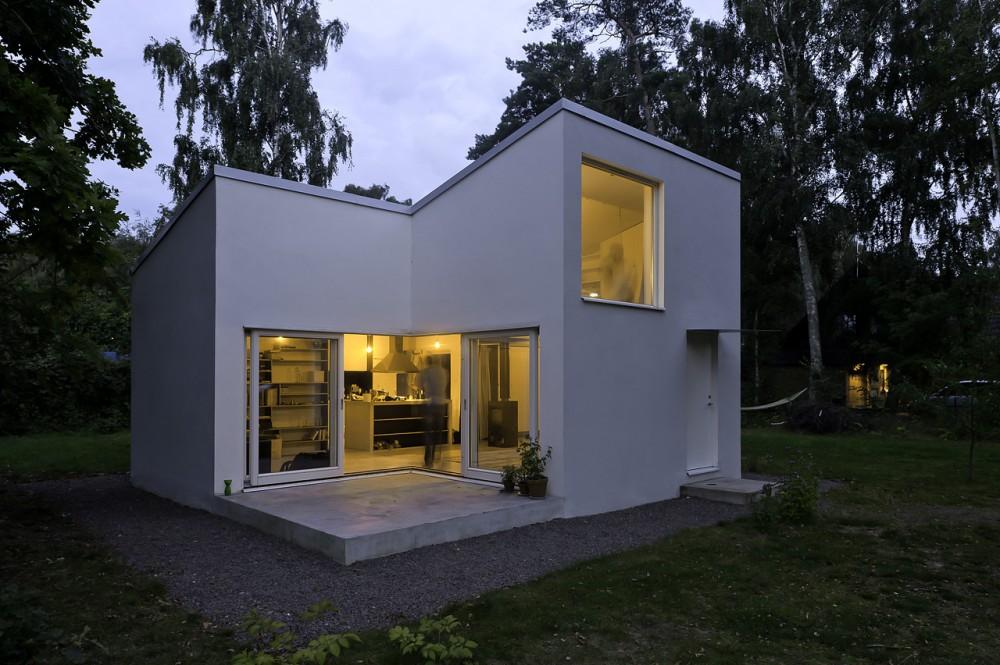 Дизайн небольших домов фото