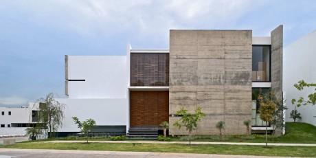 Городской дом в Мексике 4