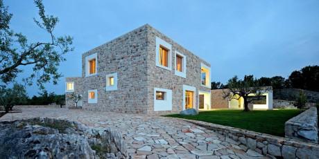 Каменный дом в Боснии и Герцеговине