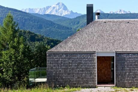 Горный дом в Австрии