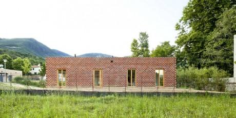 Треугольный дом в Испании