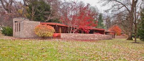 Дом Кеннет Лоран (Kenneth Laurent House)
