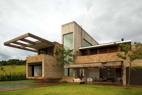 Дом на склоне в Бразилии 3