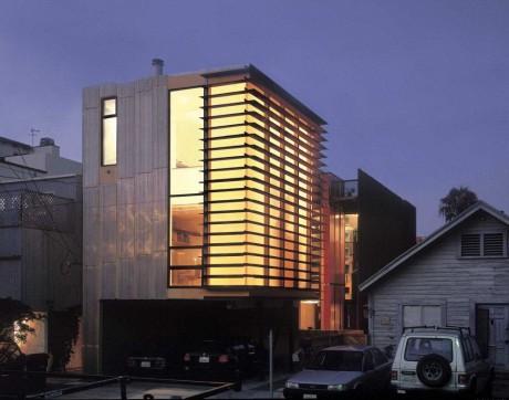 Дом со студией в США