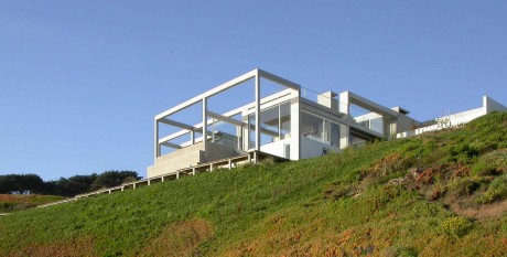 Дом у океана в Чили 2