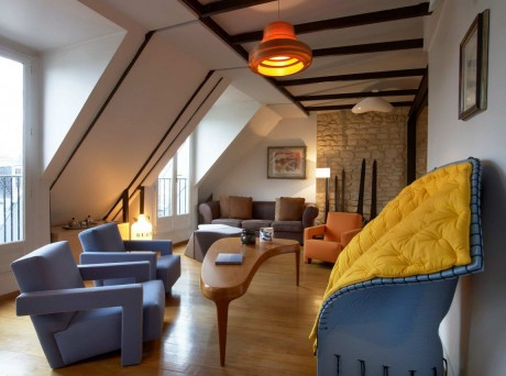 Апартамент в Париже 3