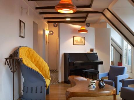 Duplex apartment renovation in paris 4 460x344